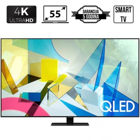 Samsung QLED TV 55'' Q80T...