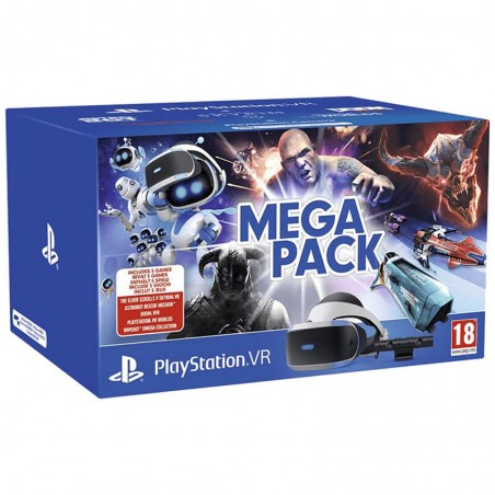 PlayStation VR Mega Pack +...