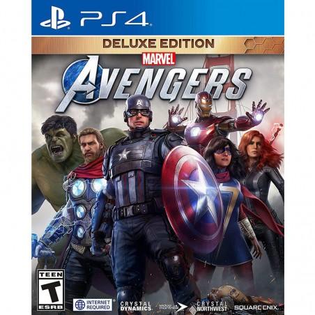 Marvel's Avengers Deluxe...