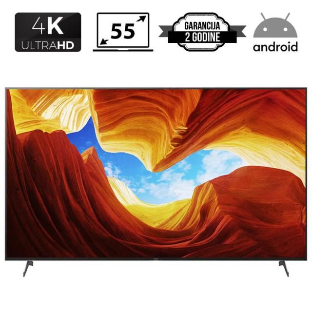 SONY LED TV 55'' 4K Ultra...
