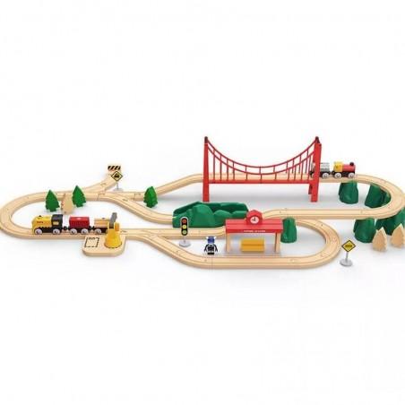 Vozići Xiaomi Mi Toy Train Set