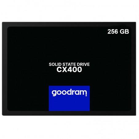 SSD Goodram 256GB 2.5'' CX400