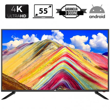VOX LED TV 55'' 4K Ultra HD...