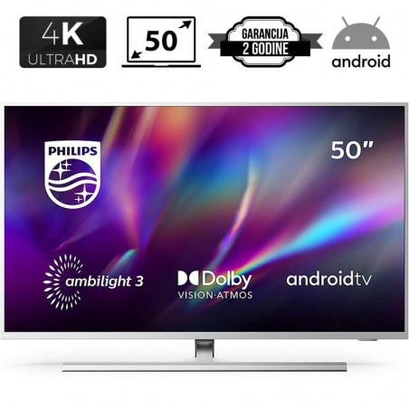 Philips LED TV 50'' 4K...